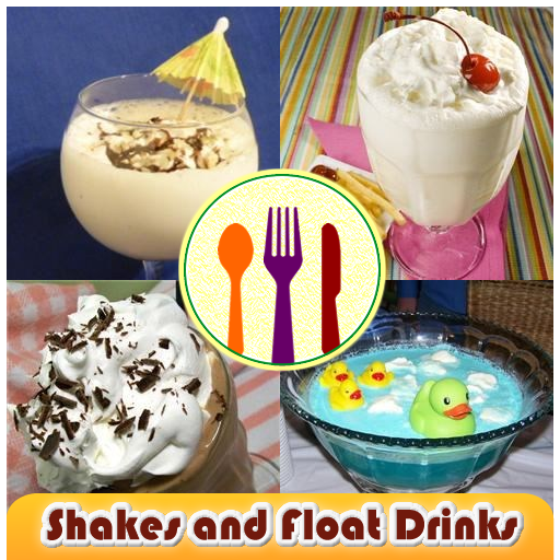 Shakes and Floats Drinks Free