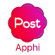 Apphi - Schedule Posts for Instagram