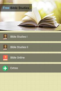 Free Bible Studies - Apps en Google Play