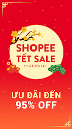 Shopee: Tết Sale APK screenshot thumbnail 1