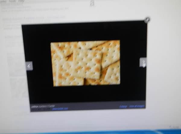 Saltine  Cracker  Pudding  An Old Penn.dutch Recipe