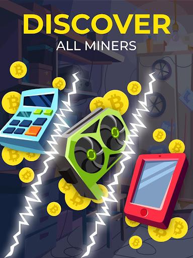 The Crypto Merge - bitcoin mining simulator 1.4 screenshots 13