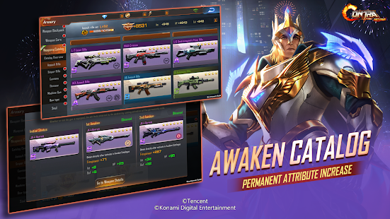 Mod Game Garena Contra Returns for Android