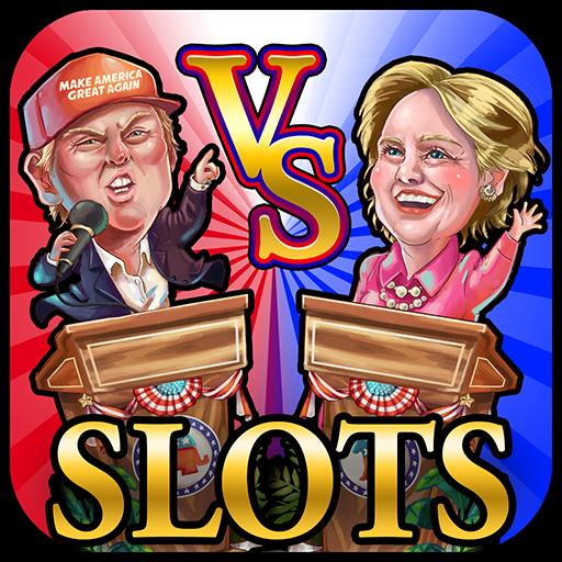 Trump vs Hillary Slot Games!