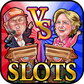 Trump vs Hillary Slot Games!