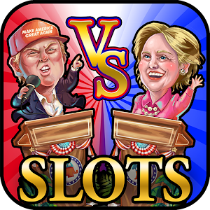Trump Vs Hillary Slot Games Android Apps On Google Play