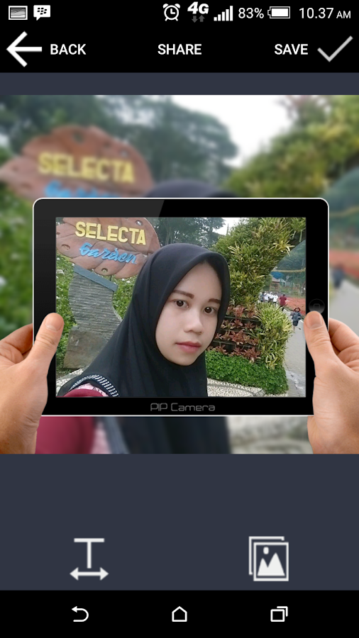 Kamera Efek HD - Photo Editor- screenshot