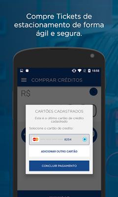 SJC Estacionamento Rotativo - screenshot