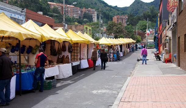 Mercado de las Pulgas de Usaquén