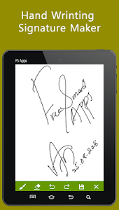 Signature Maker Real screenshot 8