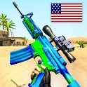 Fps Shooting Strike: Gun Games icon