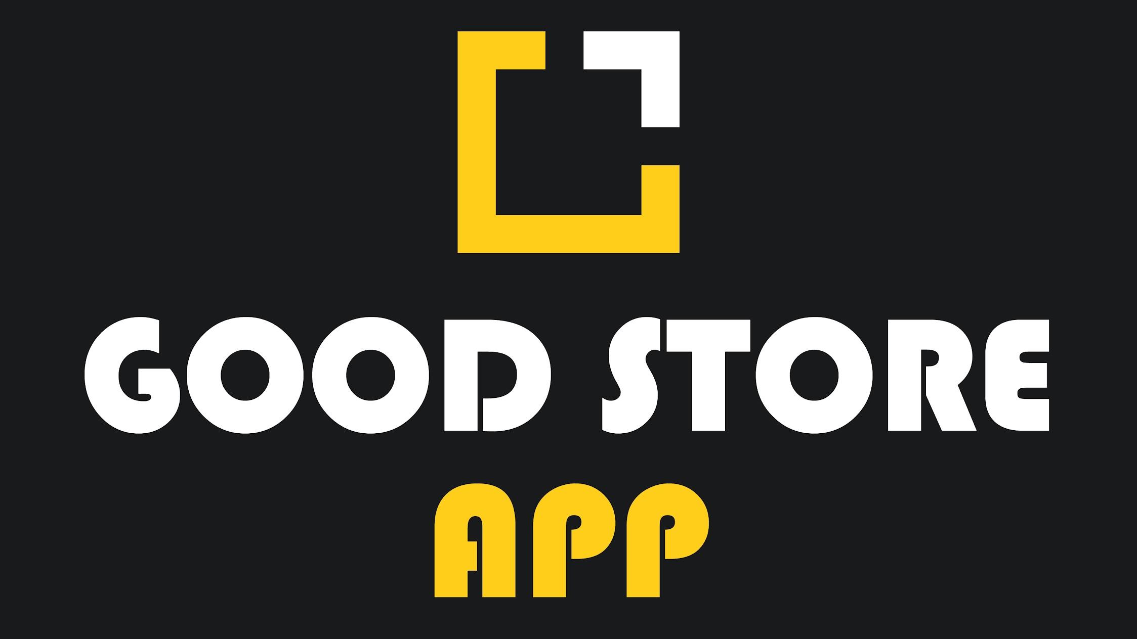 Good Store App