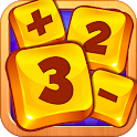 Math Games For Kids Free - Learn mathematics icon