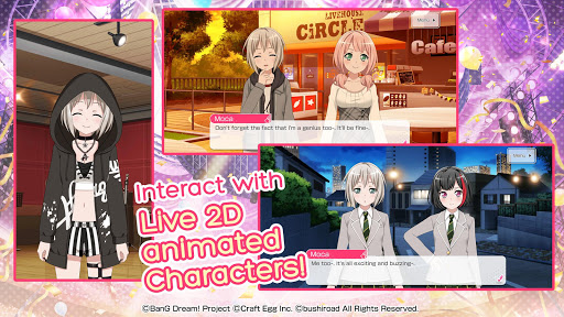BanG Dream! Girls Band Party! [Mod] Apk - Auto Perfect
