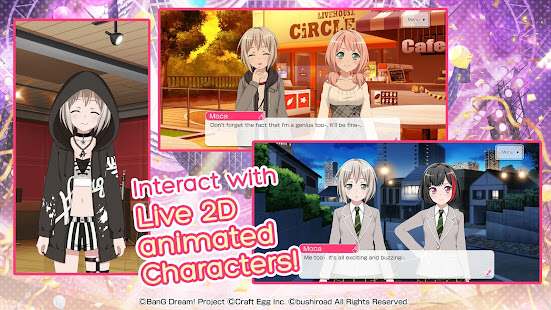 Hack Game BanG Dream Girls Band Party apk free