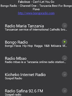 Radios FM Tanzania Free - náhled