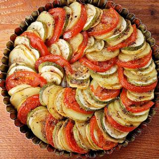 Vegetable Tain.