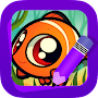 Learn How to Draw Fish APK icon