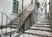 Лестницы Шибеника