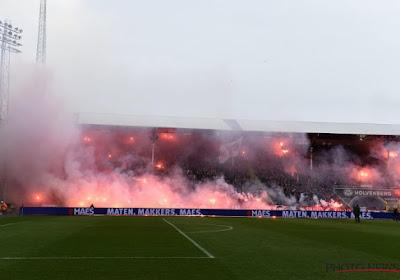 """Speler van blauw-zwart complimenteert supporters van Antwerp: """"Daar hou ik van, het geeft een speler heel veel energie"""""""