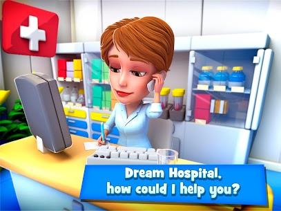 Dream Hospital Mod Apk- Health Care Manager (Free Shopping) 9