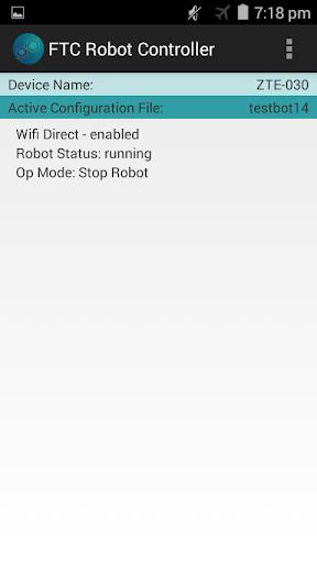 FTC Robot Controller
