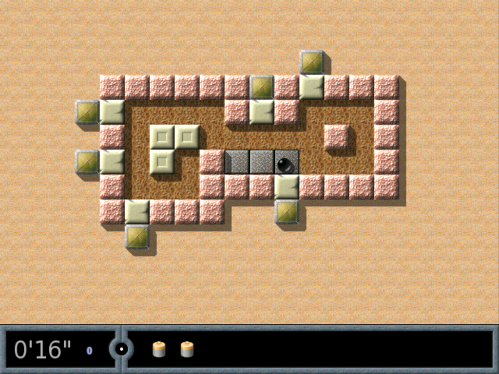 Enigma marble puzzles- screenshot