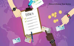 Ethics & Essay Test Series For UPSC Mains 2019