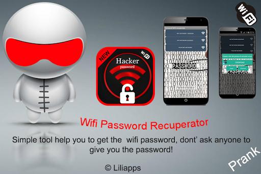 Wifi Password Cracker prank