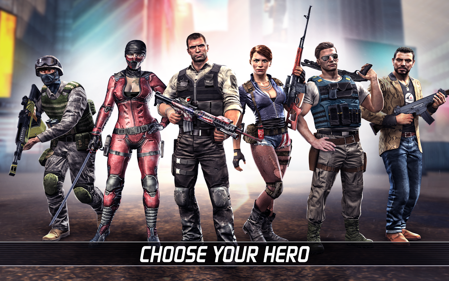 UNKILLED: MULTIPLAYER ZOMBIE SURVIVAL SHOOTER GAME- screenshot