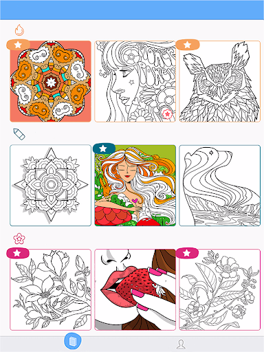 Paint by Number: Free Coloring Book - screenshot