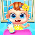 My Baby Care - Newborn Babysitter & Baby Games icon