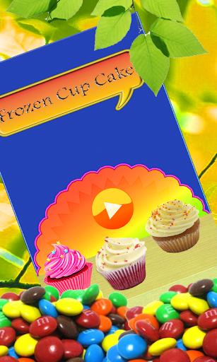 Frozen Cup Cake Maker