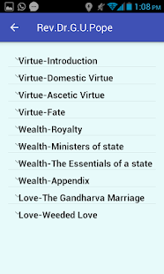 Kural A translation of Tamil book Thirukkural - náhled