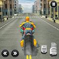Moto Spider Traffic Hero: Motor Bike Racing Games