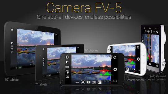 Camera FV-5 8
