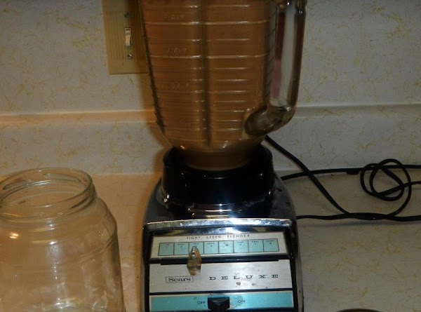 Add all to the blender .and whirl away!