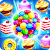 Candy Smack - Sweet Match 3 Crush Puzzle Game file APK Free for PC, smart TV Download