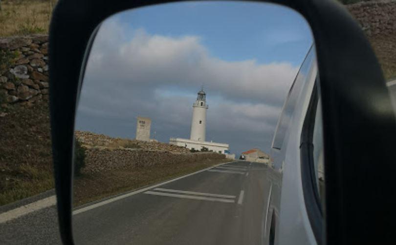 Faro de la Mola, en Formentera. FOTO DE GOOGLE MAPS.