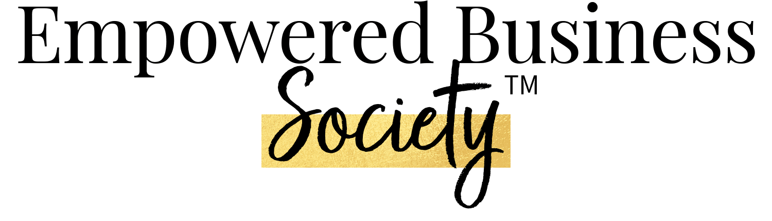Empowered Business Society Logo