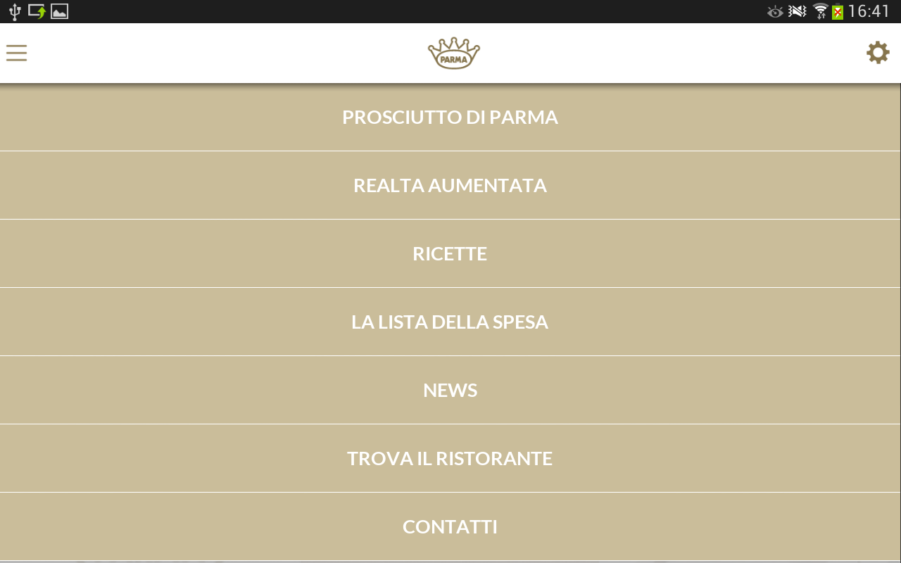iParma- screenshot