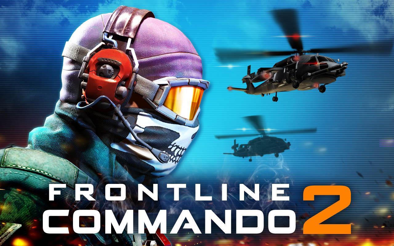 Screenshots of FRONTLINE COMMANDO 2 for iPhone