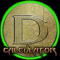 Calculator for Diablo icon