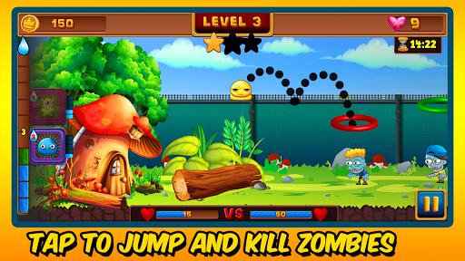 Zombies vs Basketball: A Survival Game screenshot 11