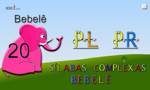 Sílabas Complexas PL PR 1.0.0 screenshots 1