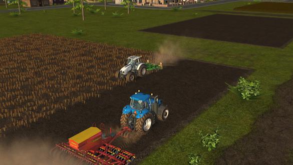 juegos de tractores y cosechadoras para descargar gratis