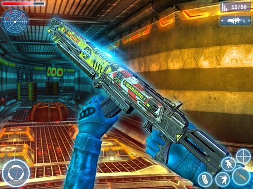 Robot Shooting FPS Counter War Terrorists Shooter 2.8 screenshots 13