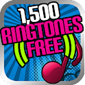 1500 Free Ringtones icon