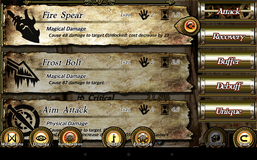 Rune Rebirth screenshots 23