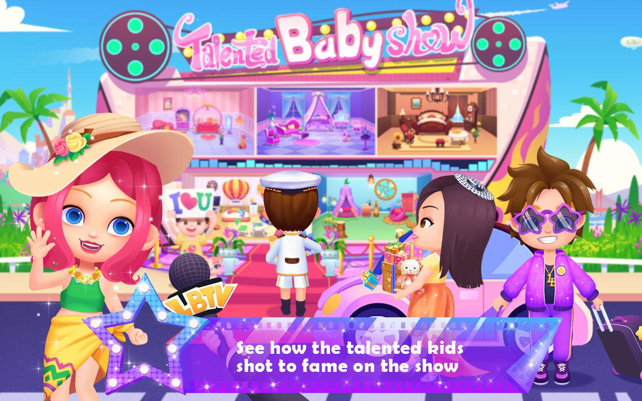 Talented Baby Show- screenshot